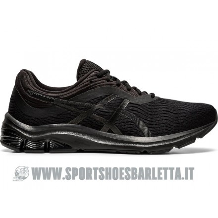 ASICS GEL PULSE 11 BLACK8GRAPHITE/GREEN