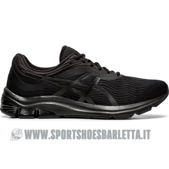 ASICS GEL PULSE 11 BLACK8GRAPHITEGREEN