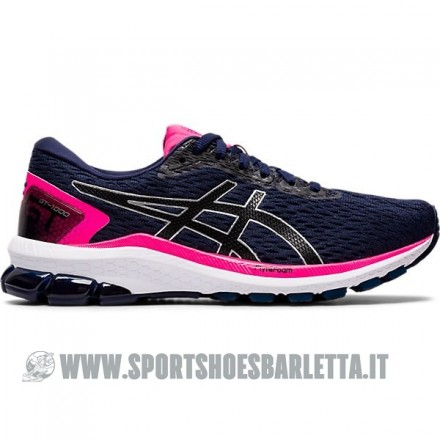 ASICS GT 1000 9 donna PEACOAT/BLACK