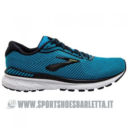 BROOKS ADRENALINE GTS 20 Blue/Black/Nightlife