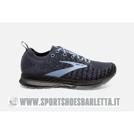 BROOKS LAUNCH 4 METHYL BLUE/NIGHTLIFE/BLACK