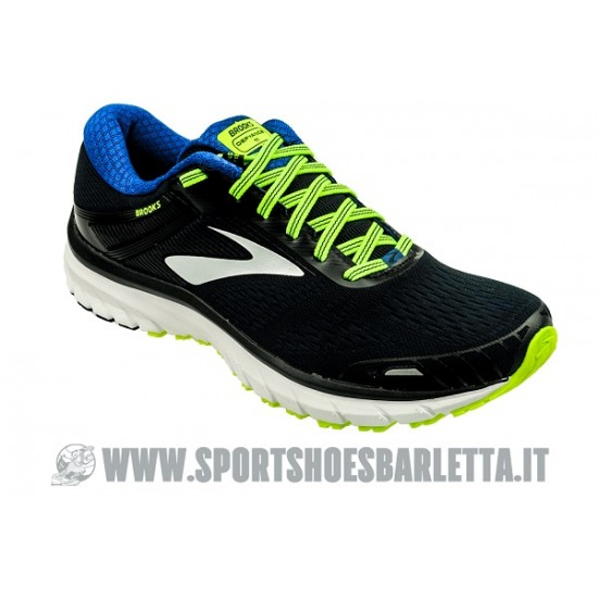BROOKS DEFYANCE 11 Black/Blue/Nightlife