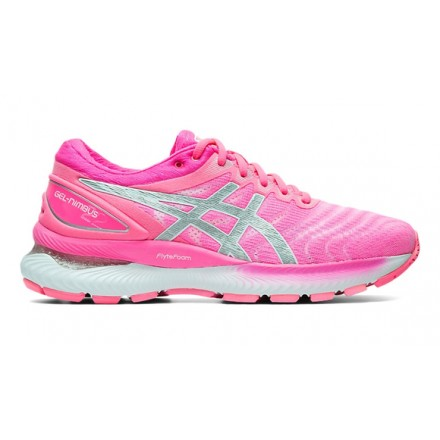 ASICS GEL NIMBUS 22 donna HOT PINK/PURE SILVER