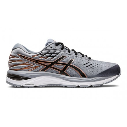 ASICS GEL CUMULUS 21 SHEET ROCK/BLACK