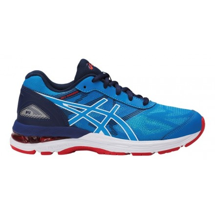 ASICS GEL NIMBUS 19 GS DIVA BLUE/WHITE/INDIGO BLUE