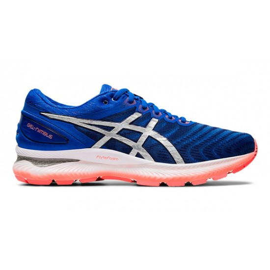 ASICS GEL NIMBUS 22 TUNA BLUE/PURE SILVER