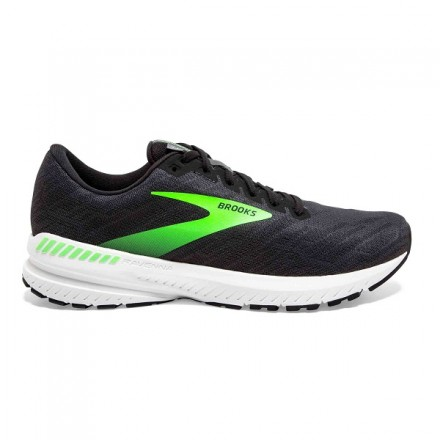 Brooks Ravenna 11 - Ebony/Black/Geck