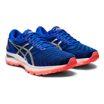 ASICS GEL KAYANO 23 donna( DIVA BLUE/SILVER/AQUA SPLASH)