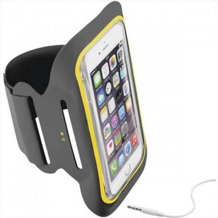 ARMBAND FITNESS - PER SMARTPHONE FINO A 5.2Fascia da braccio per allenarsi con lo smartphone