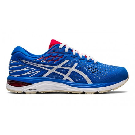 ASICS GEL CUMULUS 21 ELECTRIC BLUE/WHITE