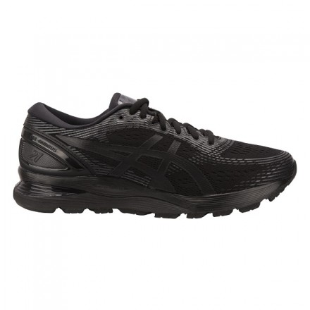 ASICS GEL NIMBUS 21 BLACK