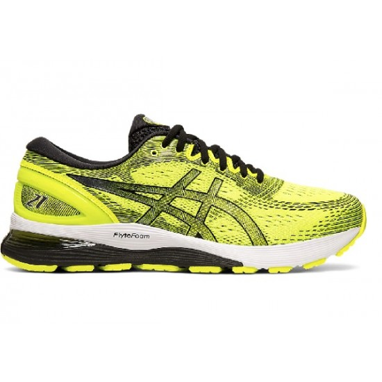 ASICS GEL NIMBUS 21 SAFETY YELLOW/BLACK