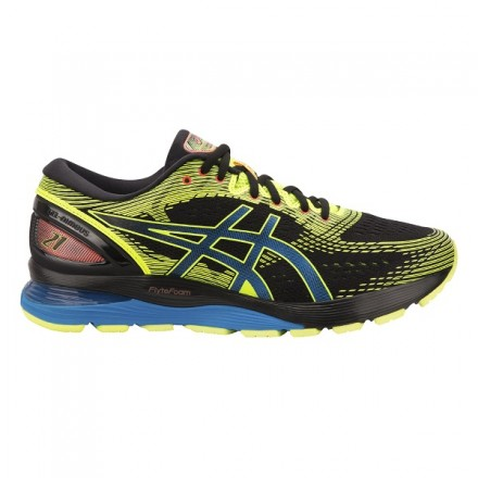 ASICS GEL NIMBUS 21 SP ( Black/Dark Grey)