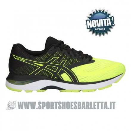 ASICS GEL PULSE 10 FLASH YELLOW/BLACK
