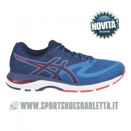 ASICS GEL PULSE 10 RACE BLUE/DEEP OCEAN