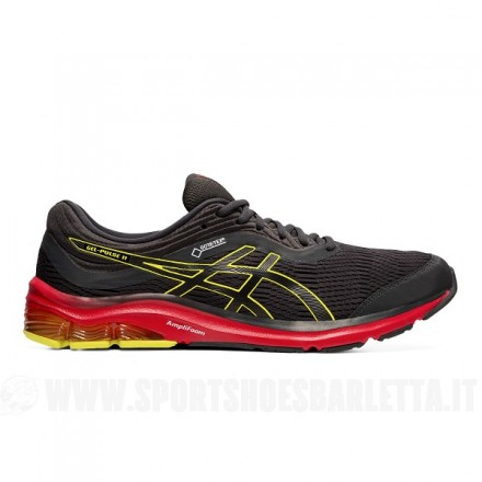 ASICS GEL PULSE 11 G-TX BLACK/RED
