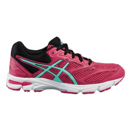 ASICS GEL PULSE 8 GS PINK/BLACK