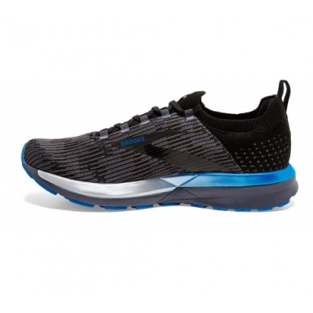 BROOKS REVEL METHYL BLUE/LIME/BLACK