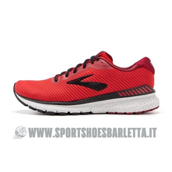 BROOKS ADRENALINE GTS 20 RED/BLACK