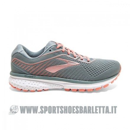 BROOKS GHOST 12 donna GREY