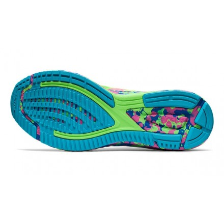 BROOKS RAVENNA 8 ELECTRIC BLUE LEMONADE/BLACK/GREEN