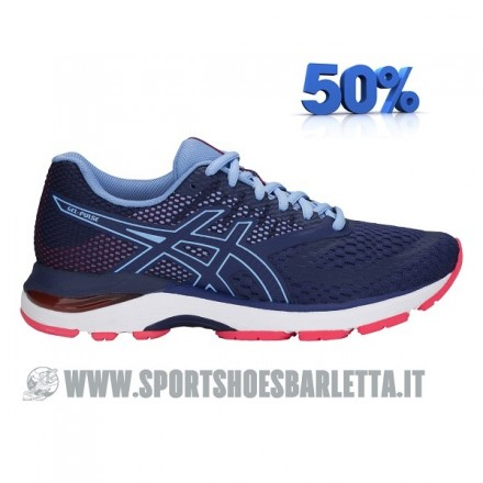ASICS GEL PULSE 10 donna BLUE PRINT/BLUE PRINT
