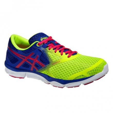 ASICS 33 -DFA donna (LIME/ROYAL/PINK)