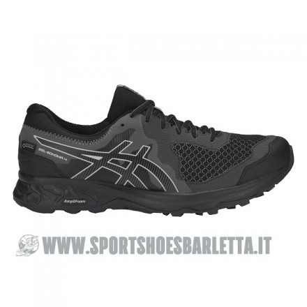 ASICS GEL SONOMA 4 G-TX BLACK/GREY