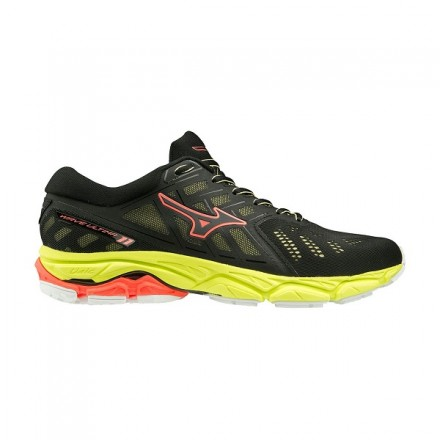 MIZUNO WAVE ULTIMA 11 donna BLACK/CORAL