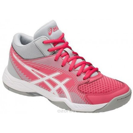 ASICS GEL TASK MT donna ROUGE RED/WHITE/MID GREY