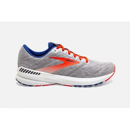 BROOKS RAVENNA 11 Grey/Cherry/Mazarine