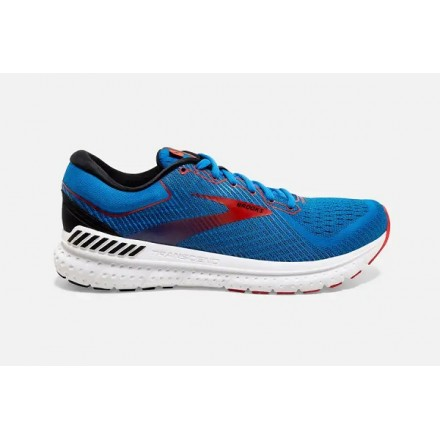 BROOKS TRANSCEND 7 Blue/Red/White