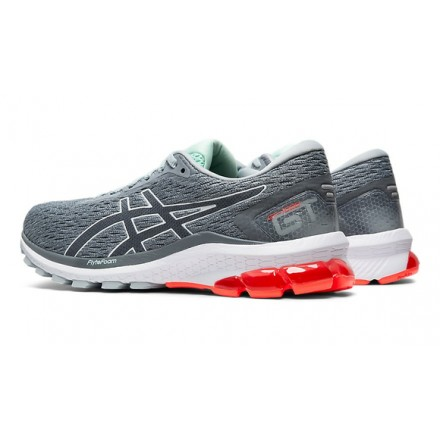 ASICS GEL PHOENIX 9 STONE GREY/BLACK/SAFETY YELLOW
