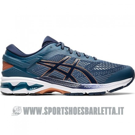 ASICS GT 2000 6 IMPERIAL/INDIGO BLUE/SHOCKIN