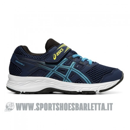 ASICS GELCONTEND 5 PS BLUE