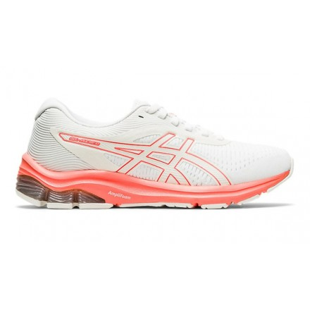 ASICS GEL PULSE 12 donna WHITE/WHITE