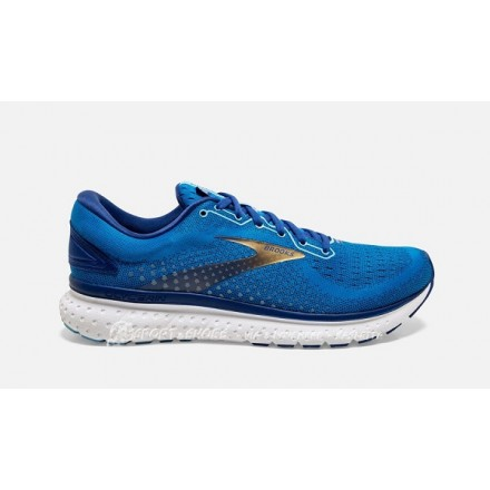 BROOKS GLYCERIN 18 BLUE/MAZARINE/GOLD