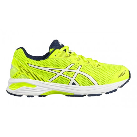ASICS GT 1000 5 GS SAFETY YELLOW/WHITE/INDIGO