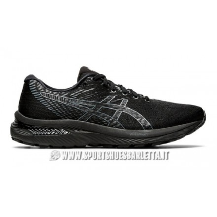 ASICS GEL CUMULUS 22 BLACK/GREY