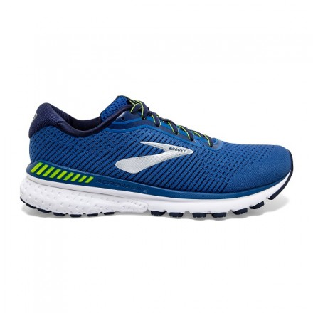 BROOKS ADRENALINE GTS 20 UOMOBlue/Nightlife/White