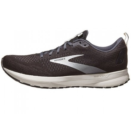 BROOKS REVEL 4 UOMOBlack/Oyster/Silver