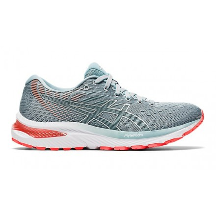 ASICS GEL CUMULUS 22 donnaPIEDMONT GREY/LIGHT STEEL