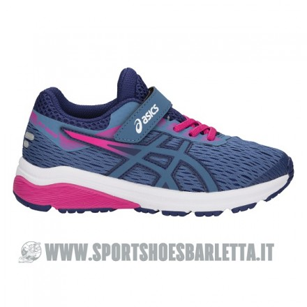 ASICS GT 1000 7 PS AZURE/FUCHSIA PURPLE