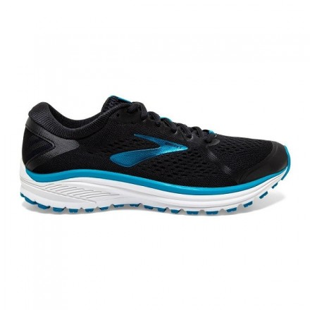 BROOKS ADURO 6 UOMO Black/Atomic Blue/White