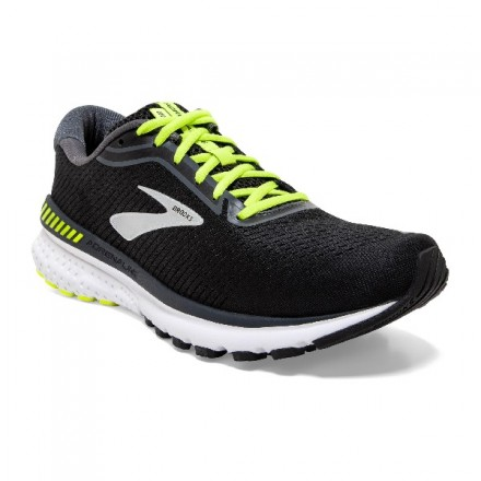 BROOKS ADRENALINE GTS 20 UOMOBlack/Nightlife/White