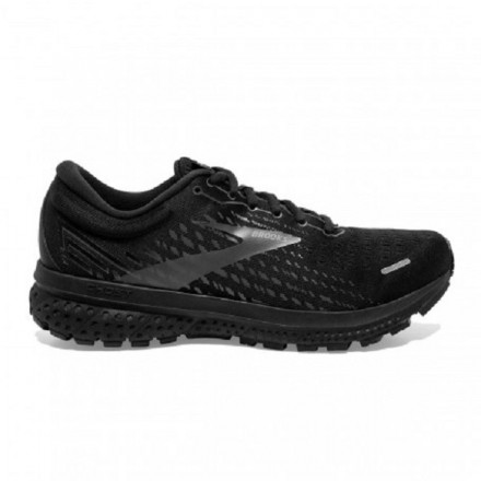 BROOKS GHOST 13 UOMOBLACK/BLACK