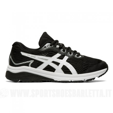 ASICS GT 1000 8 GS BLACK/WHITE
