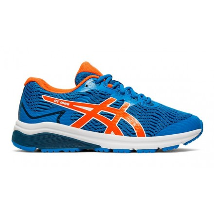 ASICS GT 1000 8 GS BLUE/ORANGE