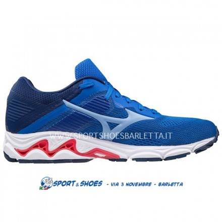 MIZUNO WAVE INSPIRE 16 DONNAPBLUE/DELLAROBBIABLUE/DP