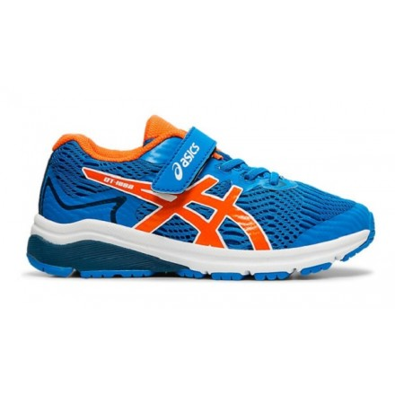 ASICS GT 1000 8 PS BLUE/ORANGE